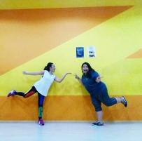 Zumba Fitness Woodlands11 with Syazlina