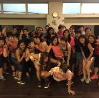 Halloween Zumba Party at Jurong East