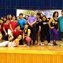 DanceFest at Jurong Sport complex!
