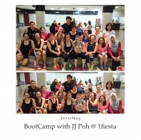 8-week BootCamp with JJ Poh