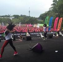 Zumba @ Music Run