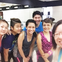 Zumba Fitness with G at GM