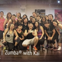 Friday Zumba® Fitness with Kai @ 1Fiesta Waterloo