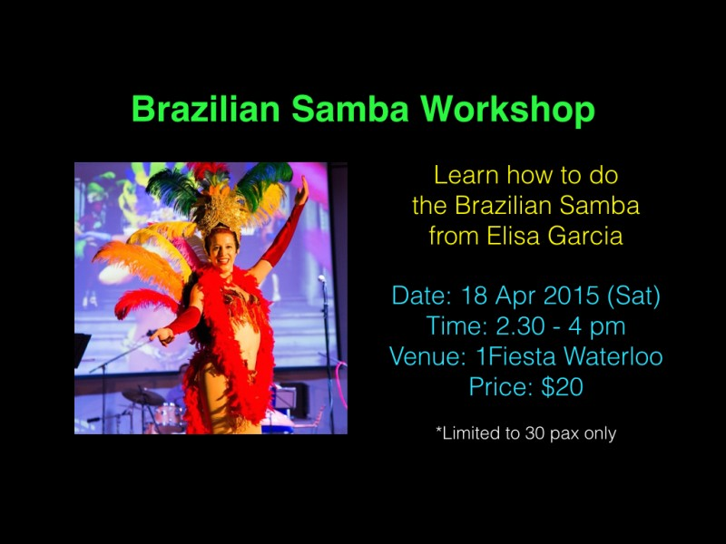 Samba Workshop 2015.001