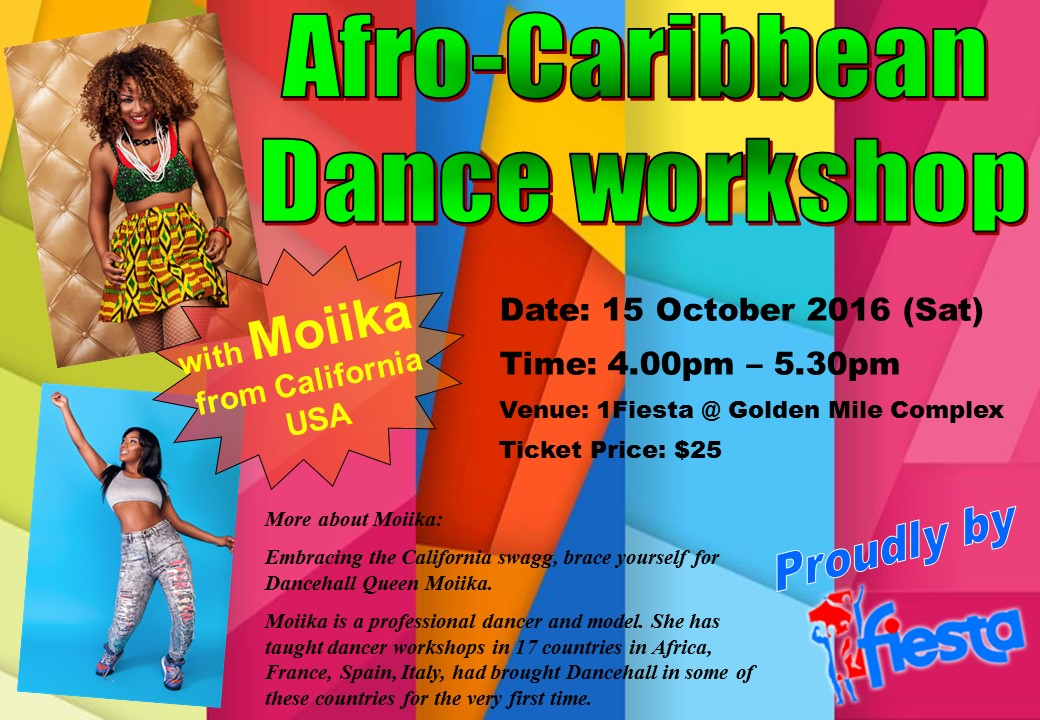 afro-carribean-poster